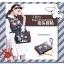 กระเป๋าถือหรือสะพาย แฟชั่น แบรนด์ Duolaimi วัสดุหนังpu อย่างดี พิมพ์ลาย สไตล์ KATE สวยอยู่ทรง ใส่เอกสารได้ thumbnail 4