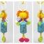 ตุ๊กตาโมบายกระดิ่ง แบรนด์ Sozzy thumbnail 6