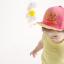 หมวกแก๊ป หมวกเด็กแบบมีปีกด้านหน้า ลาย HAPPY PRINCE (มี 2 สี) thumbnail 6