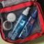 กระเป๋าใส่อุปกรณ์อาบน้ำ คุณภาพดี สำหรับเดินทาง ท่องเที่ยว แขวนได้ กันน้ำ แข็งแรง ทนทาน thumbnail 23