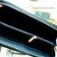 กระเป๋าสตางค์ Mango Saffiano Effect Wallet with Studded หนังสุดหรู New Collection 2015 ยี่ห้อ MANGO แท้ รุ่น Studded Wallet พร้อมส่ง รุ่นนี้ออกแบบให้หรูหราด้วยหนัง Saffiano ที่ยอดนิยมในยุคนี้ค่ะ ด้านหน้าเก๋ไก๋ โดดเด่นด้วยมุกทั้งสี่ด้านแบบเพชร และตรงกลางปร thumbnail 12