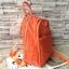 กระเป๋า Kipling Amory Medium Casual Shoulder Backpack Limited Edition สีส้ม 1,890 บาท Free Ems thumbnail 2