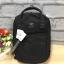 กระเป๋า Anello rucksack nylon day pack back 2017 สีดำ ราคา 1,290 บาท Free Ems thumbnail 1