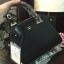 LYN Madison Bag สีดำ กระเป๋าถือหรือสะพายทรงสวย รุ่นใหม่ล่าสุด วัสดุหนัง Saffiano thumbnail 3