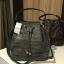 กระเป๋าMANGO / MNG Croc Leather Bucket Bag กระเป๋าถือหรือสะพายทรงขนมจีบรุ่นยอดนิยมวัสดุหนังลาย Croc สุดเท่อยู่ทรงสวย จุของได้เยอะ น้ำหนักเบา thumbnail 11