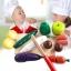 ชุดหั่นผักและผลไม้ จากไม้ธรรมชาติ สำหรับแม่ครัวตัวน้อย thumbnail 1