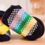 ถุงเท้าเด็กอ่อนสามมิติ มีกันลื่น สำหรับเด็กวัย 6-18 เดือน thumbnail 3