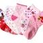 ถุงเท้าเด็กเล็ก หญิง 1-3 ปี มีกันลื่น พิมพ์ลายการ์ตูน แบรนด์ญี่ปุ่น thumbnail 3