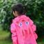 เสื้อกันฝนเด็ก Funny Rain Coat แฟชั่นญี่ปุ่นน่ารักๆ thumbnail 5