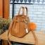 กระเป๋า Berke กระเป๋าทรงสุดฮิต ใบใหญ่จุของคุ้มคะ ตัวกระเป๋าหนัง Pu ดูแลรักษาง่าย น้ำหนักเบา ตัวกระเป๋า ปรับได้ 2 ทรง ทรงรัดสายคาด กับ ถอดออกได้ ภายในบุด้วยหนัง PU เนื้อเรียบสีชมพู มีช่องใส่ของจุกจิกได้ #ใบนี้สวยหรูมาก New arrival! thumbnail 2