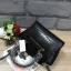 กระเป๋าถือสะพาย อยู่ทรงสวย ขนาดกำลังดี สีดำหนังลายจระเข้ CHARLES & KEITH CITY BAG CK2-50780253 thumbnail 2