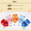 เซตหมวก+ผ้าซับน้ำลาย / ลายแมว (มี 5 สี) thumbnail 22