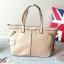 MANGO SAFFIANO EFFECT SHOPPER BAG กระเป๋า ใบใหญ่ หนังลาย saffiano ทรง shopper ขนาดกำลังดี thumbnail 1