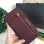 กระเป๋าสตางค์ Charle & Keith Front Zip Detail Wallet สีแดง ราคา 1,090 บาท Free Ems thumbnail 1