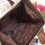 กระเป๋าเป้ Anello Polyurethane Leather Rucksack รุ่น Mini Two-Tone ใหม่ล่าสุด!!! thumbnail 3