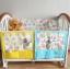 ผ้าแขวนผนัง-ติดขอบเปลเด็ก ใส่ของเล่น-ของใช้เด็ก Muslin Tree thumbnail 7