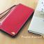 กระเป๋าสตางค์ใส่โทรศัพท์ ใบยาว ซิปรอบ Primprai ziparound wallet thumbnail 8