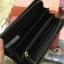 กระเป๋า CHARLESKEITH LONG ZIP WALLET สีดำ ราคา 1,090 บาท Free Ems thumbnail 4