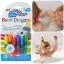 Bath time buddies สีเขียนผนังและร่างกายลบได้สำหรับเด็ก Bath Crayons thumbnail 1