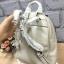 กระเป๋า Marc Newyork leather rucksack สีครีม ราคา 1,290 บาท Free ems thumbnail 3