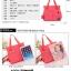 กระเป๋าสะพาย Jin Qiaoer ทำจากไนล่อน กันน้ำ คุณภาพดี ขนาดกระทัดรัด สีสันสดใส เหมาะกับทุกโอกาส thumbnail 13