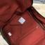กระเป๋า Anello rucksack nylon day pack back 2017 สี Khakhi ราคา 1,290 บาท Free Ems thumbnail 6