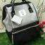 กระเป๋าเป้ Anello Polyester Canvas Rucksack Classic วัสดุผ้าแคนวาส รุ่นคลาสสิคพิเศษมีซิปด้านหลัง thumbnail 1