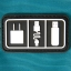 กระเป๋าใส่อุปกรณ์อิเล็กทรอนิกส์ สำหรับใส่อุปกรณ์ไอทีทุกชนิด มีช่องใส่ SIM, SD CARD ฮาร์ดดิสก์เฉพาะ (Travel Organizer for Electronics Accessories) thumbnail 36