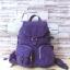 กระเป๋าเป้ Kipling Outlet HK สีม่วง กระเป๋าเป้ ขนาดเล็กขนาดกระทัดรัด thumbnail 2