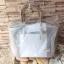 กระเป๋าถือหรือสะพาย Guess Peak Navy Blue Tote Shoulder Bag ราคา 1,690 บาท Free Ems thumbnail 15