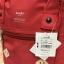 กระเป๋า Anello rucksack nylon day pack back 2017 Red ราคา 1,290 บาท Free Ems thumbnail 6
