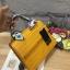 กระเป๋า Infinity Mini Croc City Bag สีเหลืองมัสตารค์ ราคา 890 บาท Free Ems thumbnail 3