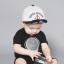 หมวกแก๊ป หมวกเด็กแบบมีปีกด้านหน้า ลาย SUPER MARINE (มี 4 สี) thumbnail 6