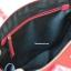 กระเป๋า MANGO SAFFIANO-EFFECT TOTE BAG สีแดง ราคา 1,090 บาท Free Ems thumbnail 4