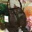 กระเป๋าMANGO / MNG Croc Leather Bucket Bag กระเป๋าถือหรือสะพายทรงขนมจีบรุ่นยอดนิยมวัสดุหนังลาย Croc สุดเท่อยู่ทรงสวย จุของได้เยอะ น้ำหนักเบา thumbnail 5