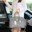 กระเป๋า Berke Large Bag สีเทา ใบนี้สวยหรูมาก thumbnail 7