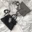 KEEP Parish hand bag with cute taddy 2017 Lady Black thumbnail 7