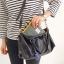 กระเป๋าช้อปปิ้งพับเก็บได้ ผ้าหนา สีสันสดใส ผลิตจากโพลีเอสเตอร์กันน้ำ คุ้มค่า (Street Shopper Bag) thumbnail 26