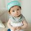 HT397••หมวกเด็ก•• / หมวกแก็ป Happy (สีส้ม) thumbnail 4