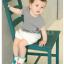 SK087••ถุงเท้าเด็ก•• ผลไม้ มี 2 ลาย (ข้อสั้น-เลยตาตุ่ม) thumbnail 2