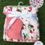 ผ้าห่มเด็ก ผ้าห่มขนแกะ ผ้ากำมะหยี่ปะการัง / ลายที่ 39 thumbnail 1