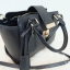กระเป๋า Amory Leather Mini Lock City Bag Twoto สีดำ thumbnail 7