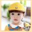 หมวกเด็ก หมวกเบเร่ต์-ลายแมว (มี 4 สี) thumbnail 13