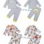 [แพค 2 ชุด] ชุดเสื้อแขนยาว+กางเกงขายาว สำหรับเด็กชายวัย 0-3/3-6/6-9/9-12/12-18/18-24 เดือน thumbnail 5