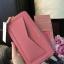 กระเป๋าสตางค์ใบยาว กระเป๋าเงิน CHARLES & KEITH LONG ZIP WALLET CK6-10770220 ซิปรอบ ใบยาว รุ่นใหม่ 2017 ชนชอป สิงคโปร์ - สีชมพู thumbnail 3
