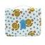 DINIWELL กระเป๋าใส่อุปกรณ์อาบน้ำ แขวนได้ สำหรับเดินทาง ท่องเที่ยว พกพาสะดวก ผลิตจากโพลีเอสเตอร์คุณภาพสูง thumbnail 10