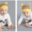 เซตหมวก+ผ้าซับน้ำลาย / ลาย Cat Baby (มี 5 สี) thumbnail 14