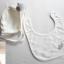 AP169••เซตหมวก+ผ้ากันเปื้อน•• / [ขาว] มงกุฎ thumbnail 5