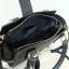 กระเป๋า Amory Leather Mini Lock City Bag Twoto สีดำ thumbnail 6