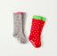SK110••ถุงเท้าเด็ก•• Strawberry / แพคละ 2 คู่ (ข้อยาว) thumbnail 1
